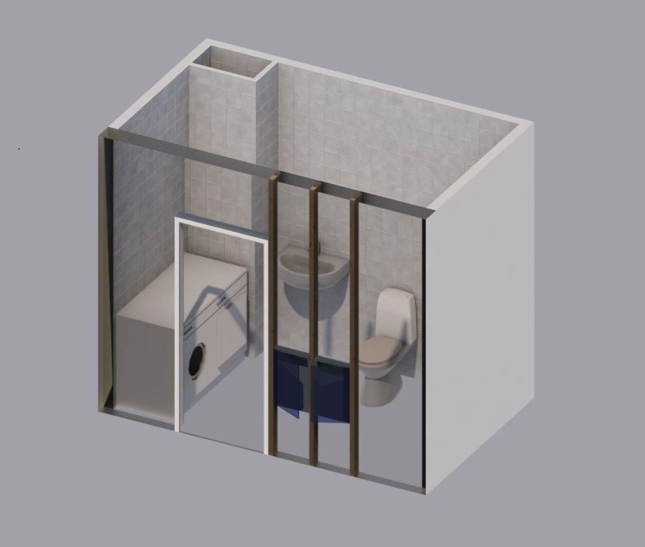 På sakervatten.se finns nedladdningsbara moduler med ritningar på vanligaste typbadrummen, som arkitekter behöver för att ge rätt utrymme för korrekt utförda vatteninstallationer enligt gällande bygg- och branschregler.